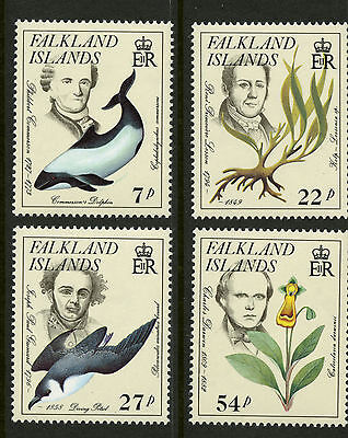 Falkland Islands  1985  Scott #433-436  Mint Never Hinged Set