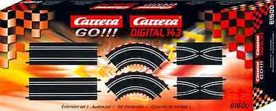 Carrera GO Extension Set Track Parts New Free Shipping