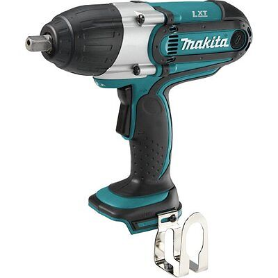 Makita XWT04Z 18-Volt LXT Lithium-Ion 1/2-Inch High Torque Impact Wrench Tool...