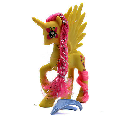 My Little Pony Friendship is Magic Princess Fluttershy Aciton Figure Toy
