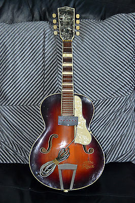 Original 1960's Vintage Hofner Arnold Hoyer Electric Mandolin Guitar