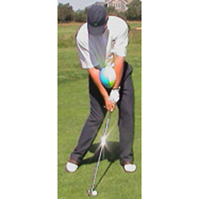 Impact Ball Golf Swing Training Aid - Mens (Large), New