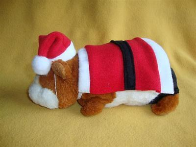 Santa Costume for Guinea Pig from PetRATS