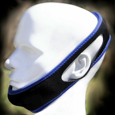 Anti Snore Stop Snoring Sleep Apnea Strap Belt Jaw Solution Chin Support GT006
