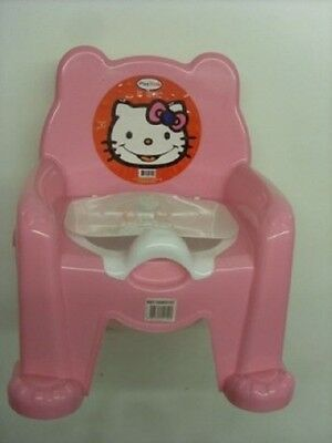 3 Color Easy Clean Baby Children Kids Potty Training Chair Seat Removable Seat