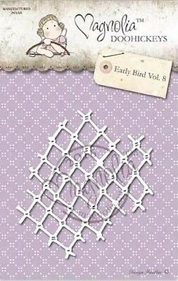 Magnolia Stamps DooHickey - Early Bird Die - Chicken Wire
