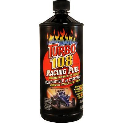 Blue Magic NA35 Turbo 108 Race Gas Concentrate 16oz Bottle
