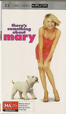 There's Something About Mary Psp Umd Video Movie Sony Playstation