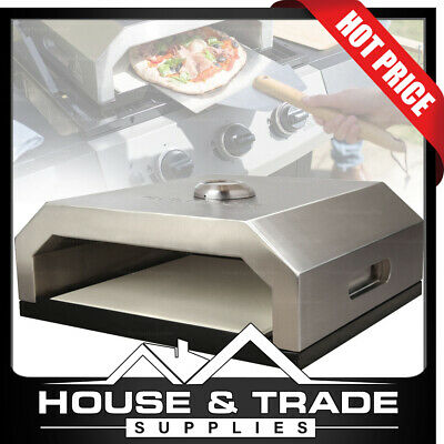 """FIRE BOX BBQ Pizza Oven Cook Up To 12"""" Pizzas FB12"""