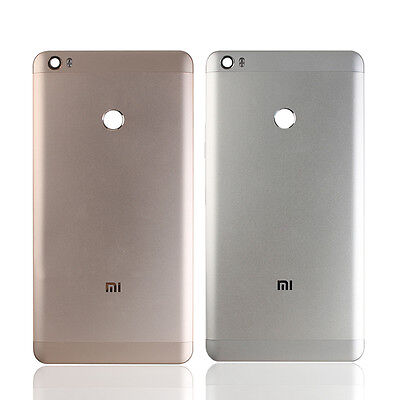 New Original Housing Battery Protective Case for Xiaomi Mi Max Back Cover Shell