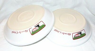 """Collectible Set of 2 KEEBLER Ready Crust STONEWARE Pie Plates 9"""""""