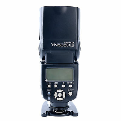 YONGNUO YN-565EX II TTL Flash Speedlite With High Guide Number For Canon new!!