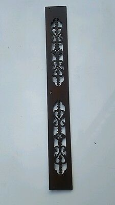 Antique Fretwork Late 1800's