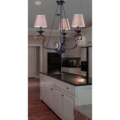 Kiel 3-light Oil Rubbed Bronze Chandelier OS71361 NEW