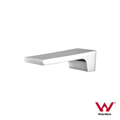 Waterfall Style Chrome Square Wall Mount Water Outlet / Bath Spout / Bath Filler