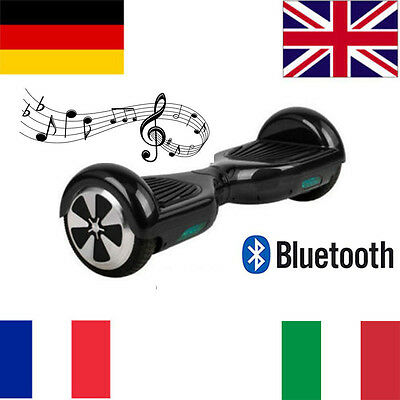Germany Stock Bluetooth Smart Self Balancing Electric Scooter Drift Board+Bag