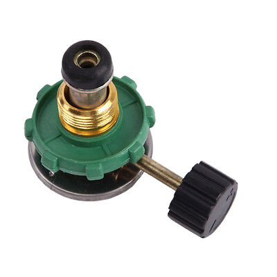 Propane Refill Adapter Gas Cylinder Tank Coupler Parts For Outdoor Camping