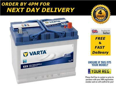 068 Titanium Sealed Car Battery 12V 550A - Free Next Day Delivery