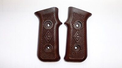 Dark Brown Grips Pps 43 Russia Sudaev Repro