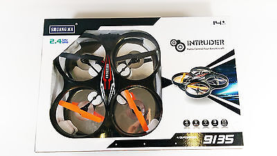 RC Radio Control Drone Quadcopter Helicopter 2.4ghz 6-Axis GYRO Model Spy Plane