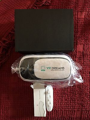 Vendo: Visore VR Dreams, Virtual Reality Glasses