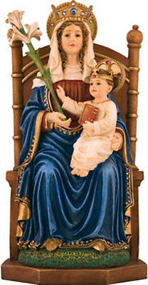 MARY OUR LADY OF WALSINGHAM 115mm RESIN STATUE CRUCIFIXES CANDLES PICTURES ETC