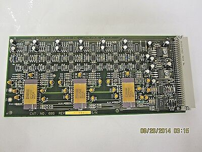 Dolby CP 500 Cat. 685 Digital audio input card used