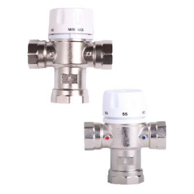 Mixing Valve For Underfloor Heating  Blender  22mm Compression (New)