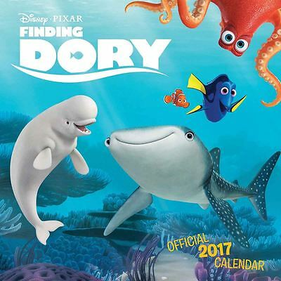 Finding Dory 2017 Official Square Calendar by Danilo