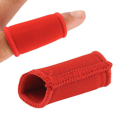 Basketball Volleyball Sport Protective Gear Fingers Stall Sleeve Cap Safe