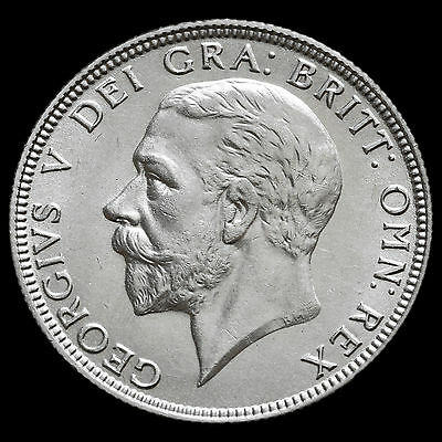 1931 George V Silver Florin – Scarce – A/UNC