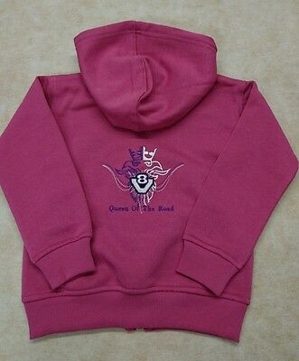 Scania Girls Hoodie 6 Months- 6 Years Style 2