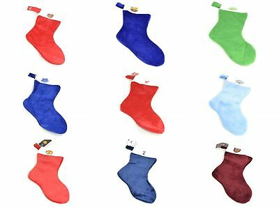 Christmas Presents Stocking Kids Toy Santa Football Soccer Gift Fan Official