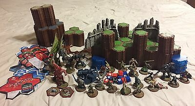 Heroscape Rise Of The Valkyrie Parts Pieces Lot