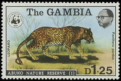 Gambia Nr. 335 ** (1771000045)