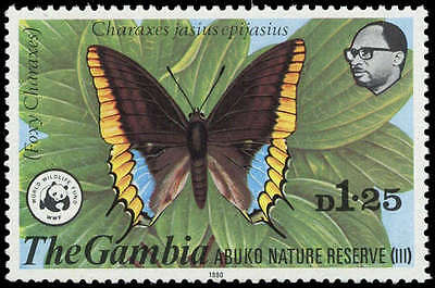 Gambia Nr. 405 ** (1771000106)