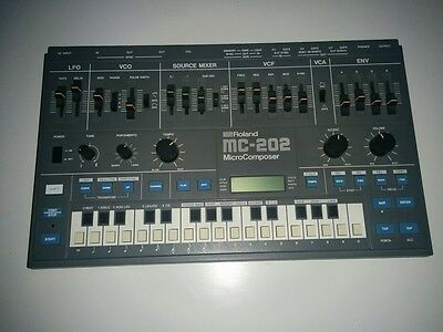 Roland Mc 202 Analog Sequenzer Synth
