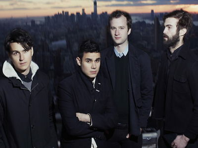 Vampire Weekend Indie Rock Band Music Rare Huge Giant Wall Print POSTER