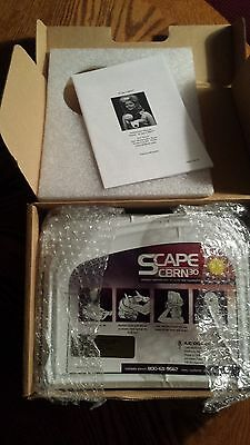 Scape CBRN 30 NEW in orginal sealed package FREE SHIPPING