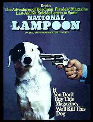 National Lampoon Magazine Archive - 246 issues - 1970 to 1998 on 2 DVDs