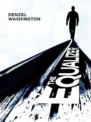 The Equalizer Movie Giant Wall Print POSTER