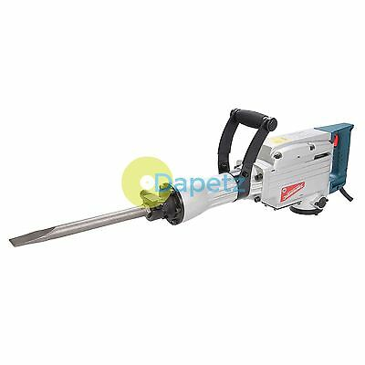 Heavy Duty 1500W Electric Breaker Drill 240V Concrete Chisel Hammer Power Tool