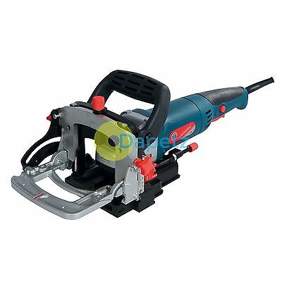 Biscuit Jointer 900W 240V Joint Cutter For Worktop Biscuits Power Tool