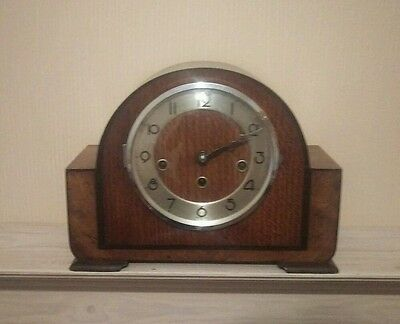 Westminster chime clock Fully working See Discription