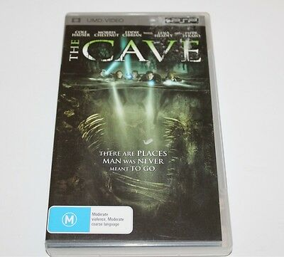 The Cave Psp Umd Video Movie Sony Playstation