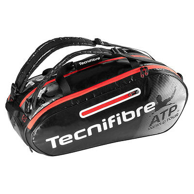 Endurance Pro ATP 10R Tennis Bag Black