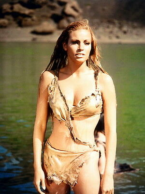 One Million Years B.C. Raquel Welch Old Movie Giant Wall Print POSTER