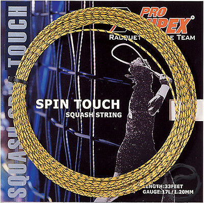 Pro Supex Spin Touch Squash String