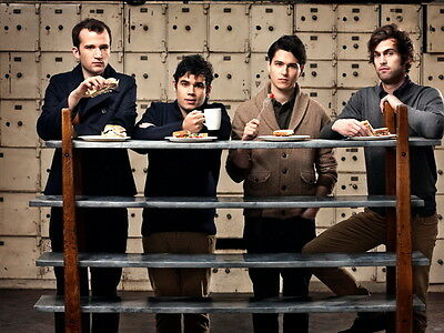 Vampire Weekend Rock Music Band Group Giant Wall Print POSTER