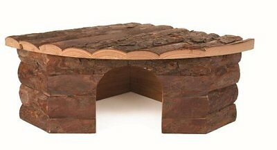 Trixie Timber cuddly cave 55 cm, brown